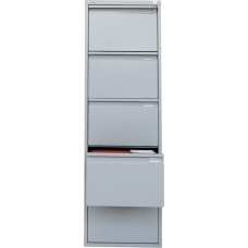 Картотека металлическая BISLEY BS5E (1653A)