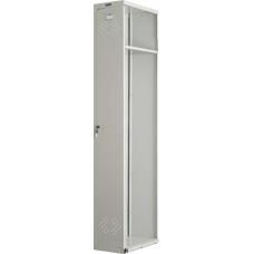 Шкаф для раздевалки ПРАКТИК LS(LE)-001 (приставная секция)