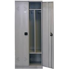 Шкаф для раздевалки ПРАКТИК LS(LE)-21-80D