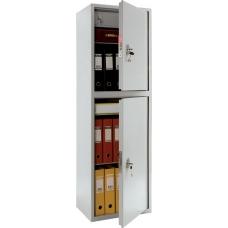 Бухгалтерский шкаф металлический ПРАКТИК SL-150/2T