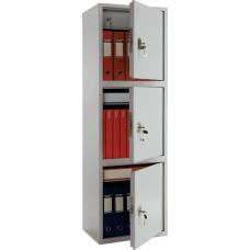 Бухгалтерский шкаф металлический ПРАКТИК SL-150/3T