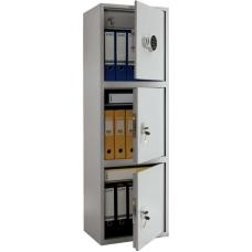 Бухгалтерский шкаф металлический ПРАКТИК SL-150/3T EL