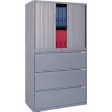 Металлический офисный шкаф Bisley SYC10/30T/3
