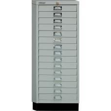 Многоящичный шкаф BISLEY BA 3/15L (PC 119)
