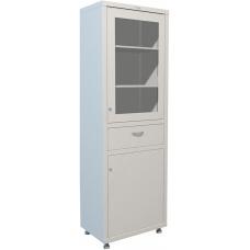Шкаф медицинский металлический HILFE MD 1 1760 R-1