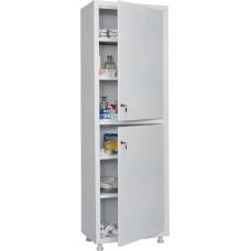 Шкаф медицинский металлический HILFE MD 1 1760/SS