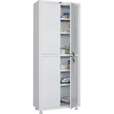 Шкаф медицинский металлический HILFE MD 2 1670/SS
