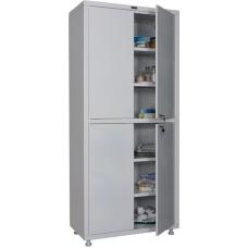 Шкаф медицинский металлический HILFE MD 2 1780/SS