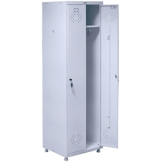 Шкаф медицинский металлический HILFE MD 21-50