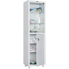Шкаф медицинский металлический HILFE MD 1 1650/SG