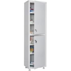 Шкаф медицинский металлический HILFE MD 1 1650/SS