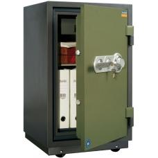 Огнестойкий сейф VALBERG FRS-75 CL (FRS-80)