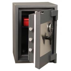 Огневзломостойкий сейф STAHLKRAFT Defender Pro 219(D) EL